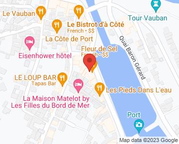 Gabriel bazeilles google - Restaurant fleur de sel port en bessin ...