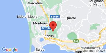 The Caputo Flour                                farm on the map.