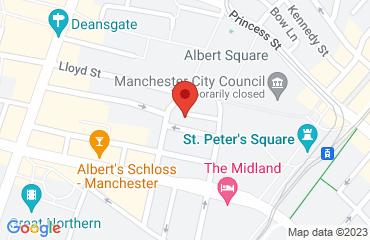 ONE CENTRAL, 1 Central Street, Manchester MR2 5WR, United Kingdom
