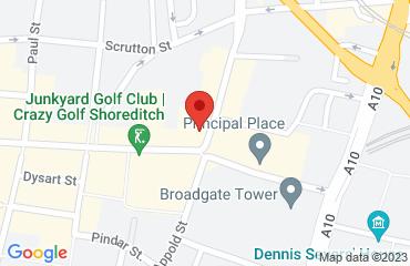 Queen of Hoxton, 1 Curtain Road, Shoreditch, London EC2A 3JX, United Kingdom