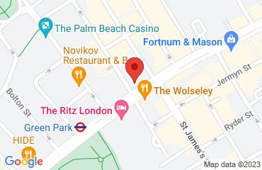 Mahiki Mayfair, 1 Dover street, Mayfair, London W1S 4LD, United Kingdom