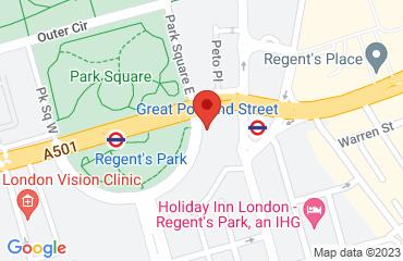 The Thirsty Scholar, 1 Park Crescent, London W1B 1SH, United Kingdom