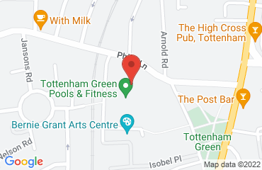 Tottenham Green Leisure Centre, 1 Philip Lane, London N15 4JA, United Kingdom