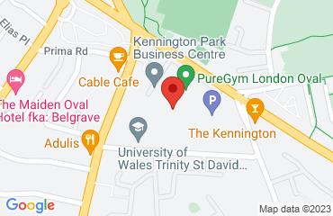 Flow Dance Studio, 1-3 Brixton Road, London sw9 6de, United Kingdom