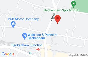 Time Beckenham, 1-4 Station Buildings, Southend Road, Bromley BR3 1SD, United Kingdom