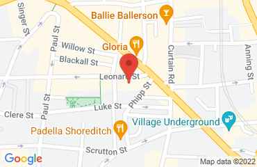 The Book Club, 100 – 106 Leonard Street, London EC2A 4RH, United Kingdom