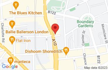 Miranda, 100 Shoreditch High Street, Hackney, London E1 6JQ, United Kingdom