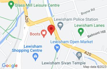 El Barrio London, 100-104 Lewisham high street, Lewisham, London SE13 5jh, United Kingdom