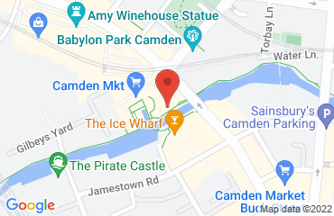 Lock 17, 11 East Yard, Camden Lock Pl., London NW1 8AL, United Kingdom