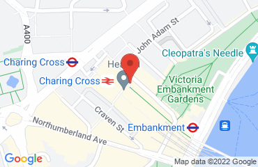 Heaven, 11 The Arches, Villiers St, London WC2N 6NG, United Kingdom