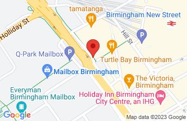 Nakira Birmingham, 121 Suffolk street, Birmingham B1 1LX, United Kingdom