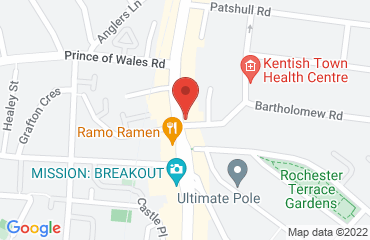 Abbey Tavern, 124 Kentish Road, London nw1 9qb, United Kingdom