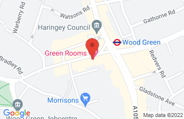 Green Rooms Hotel, 13-27 Station Rd, Wood Green, London London, United Kingdom