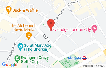 The Alice, 133 Houndsditch, London EC3A 7BX, United Kingdom