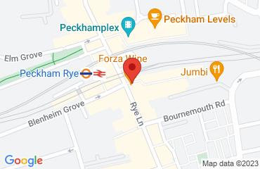 The CLF Art Cafe, 133 Rye Lane, London SE15 4ST, United Kingdom