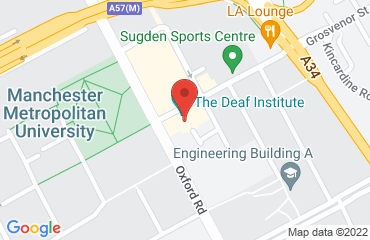 Deaf Institute Manchester, 135 Grosvenor St,, Manchester M1 7HE, United Kingdom