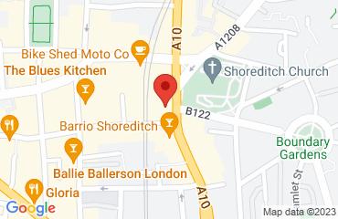 Matchbox, 135 Shoreditch High Street, Shoreditch, London E1 6JE, United Kingdom
