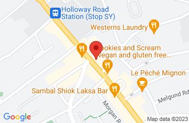 Zubi, 144 Holloway Road, London N7 8DD, United Kingdom