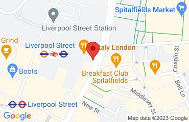 We Are Bar, 155 Bishopsgate, Spitalfields, London EC2M 3TQ, United Kingdom
