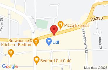 Zinc nightclub, 17 St. Peter's street, Bedford MK40 2pn, United Kingdom