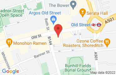Sports Bar and Grill Old Street, 174-180 Old Street, London EC1V 9BP, United Kingdom