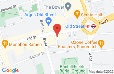 Sports Bar and Grill Old Street, 174-184 Old Street, London E9 6PP, United Kingdom