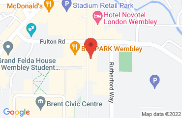 Boxpark Wembley, 18 Olympic Way, Wembley, London HA9 0JT, United Kingdom