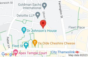 Be At One Shoe Lane, 18 Wine Office Court, Shoe Lane, Blackfriars,, London EC4A 3BQ, United Kingdom
