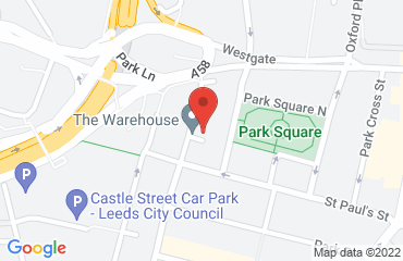 The Warehouse Leeds, 19-21 Somers Street, Leeds LS1 2RG, United Kingdom