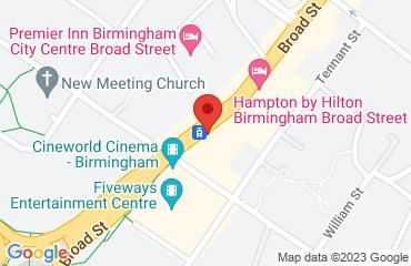Bierkeller, 195 - 196 Broad Street, City Centre, Birmingham B15 1AY, United Kingdom
