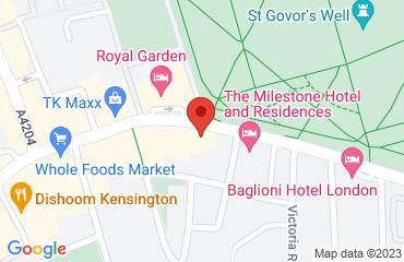 Jako London, 1a Kensington High Street, London W8 5NP, United Kingdom