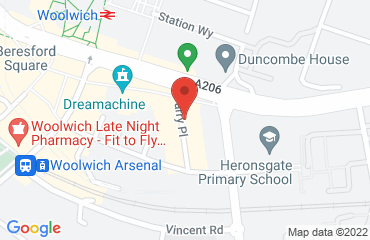 ROOFTOP LOUNGE, 1d parry place, London SE18 6AN, United Kingdom