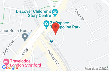 Pitch Stratford, 2 BRIDGE RD, London E15 3FF, United Kingdom
