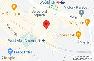 Treff Haus, 2 Woolwich New Road, London SE18 6HA, United Kingdom