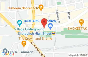 Boxpark Shoreditch, 2-10 Bethnal Green Rd, London E1 6GY, United Kingdom