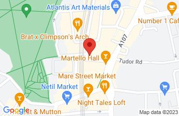 Mangle E8, 2-18 Warburton Rd, London E8 3FN, United Kingdom