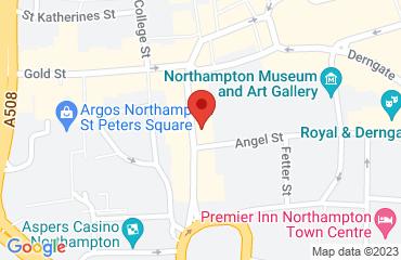 Balloon Bar, 21 Bridge Street, Northampton NN1 1NH, United Kingdom