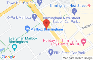BUNA, 21 Suffolk Street, Queensgate Birmingham B1 1LX, Birmingham B1 1LX, United Kingdom