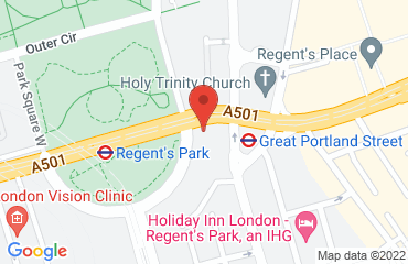 ISH Bar, 229 Great Portland Street, London W1W 5PN, United Kingdom