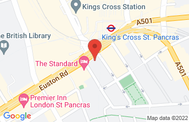 The Megaro Bar, 23-27 Euston Road, London NW1 2SD, United Kingdom