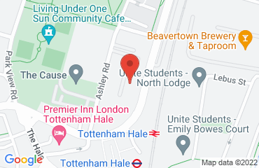 Costa Del Tottenham, 25 Ashley Road, Tottenham, London N17 9LJ, United Kingdom