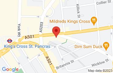 The Big Chill House, 257-259 Pentonville Road, London N1 9NL, United Kingdom