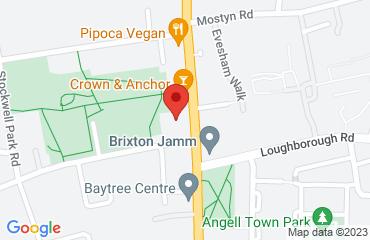 Blues, 260 Brixton Road, London SW9 6AQ, United Kingdom