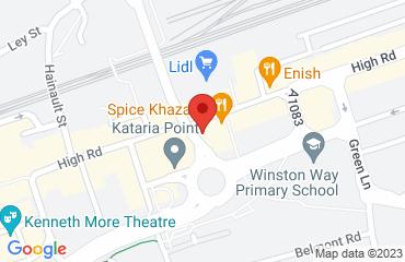 Vouge Lounge, 262 High Road Ilford, London IG1 1QF, United Kingdom
