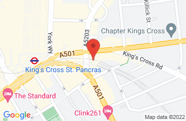 The Scala, 275 Pentonville Road, London, London N1 9NL, United Kingdom