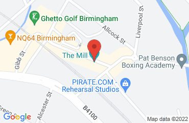 The mill, 29 lower street, Birmingham, Birmingham B9 4ag, United Kingdom