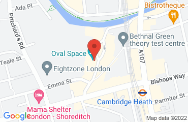 Oval Space, 29–32 The Oval, London E29DT, United Kingdom