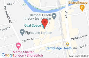 Oval Space, 29–32 The Oval, London, Shoreditch, London E2 9DT, United Kingdom