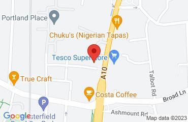 Chrome Lounge, 291-293 High Road, Ilford, London IG1 1NR, United Kingdom
