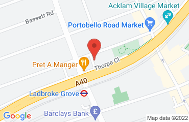 Westbank, 3-5 Thorpe Close, Ladbroke Grove, London W10 5XL, United Kingdom